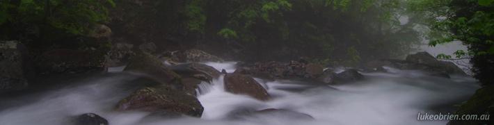 Ninotaki Waterfall, Yamagata Japan