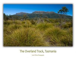 Postcards: The Overland Track Tasmania