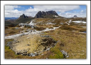 Overland Track, Cradle Mountain & Barn Bluff