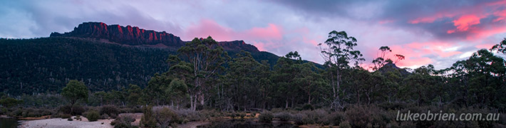 a night at narcissus hut lake st clair luke o brien photography a night at narcissus hut lake st clair