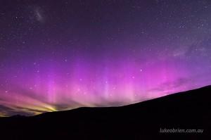 Aurora Australis Overland Track Tasmania