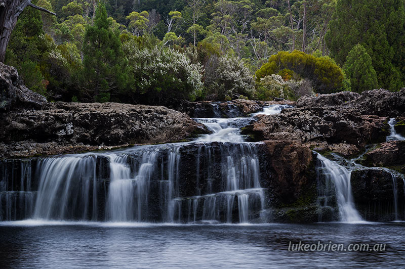 Cradle mountain waterfalls luke obrien photography cradle mountain waterfall pencil pine creek altavistaventures Gallery