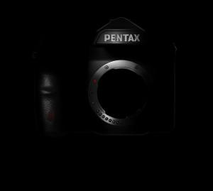 Pentax full frame camera