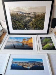 Photo printing and framing service in Hobart Tasmania