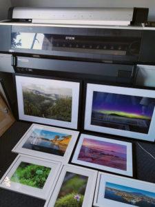 Photo printing and framing service in Hobart, Tasmania