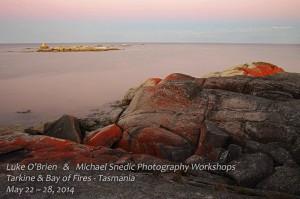 Bay of Fires & Tarkine Photography Workshop Tasmania