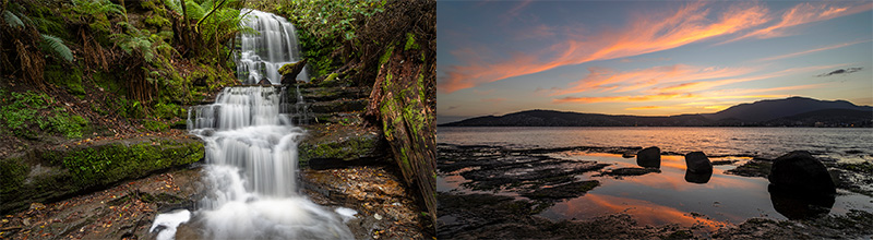 tasmanian landscape photography workshop hobart