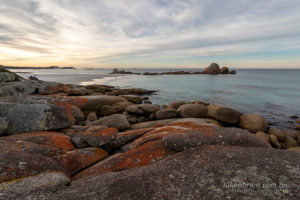Bay of Fires Picnic Rocks