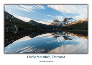 Tasmanian Postcards - Cradle Mountain