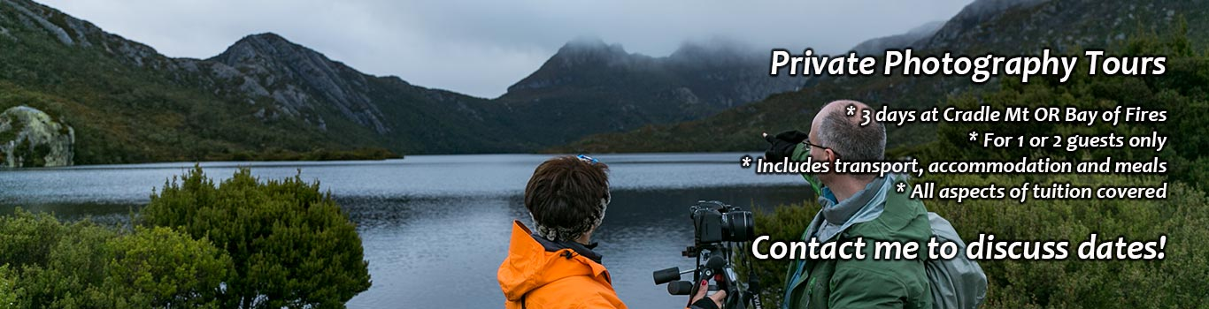 private 3 dayphotography tours tasmania