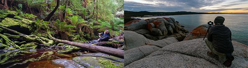 private photography tours tasmania