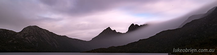 Cradle Mountain May 15-18: two places now available