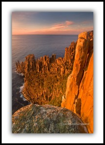 Cape Raoul, Dawn