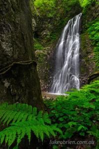 Renge Falls in Fukushima, Japan