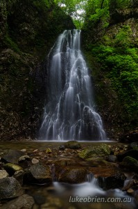 Waterfalls of Fukushima: Renge Falls