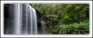 Russell Falls, Mt Field Tasmania