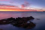 sunrise sleepy bay tasmania