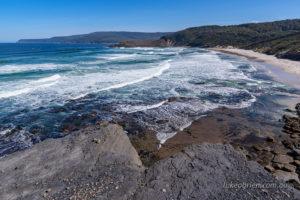 South Cape Bay and Lion Rock, Tasmania