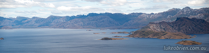 Lake Pedder aerial photos!
