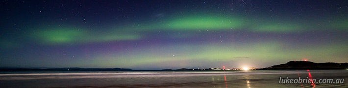 Southern Lights August 2017