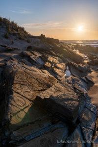 Sundown Point Petroglyphs