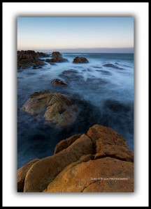 Granville Harbour at dawn, Tarkine Coast