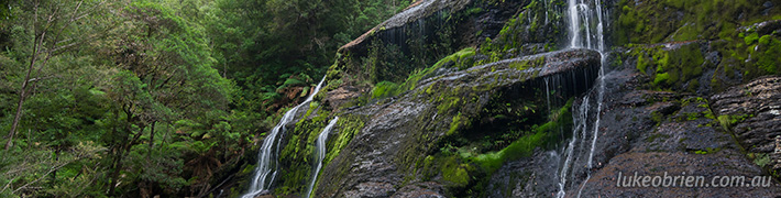 Tarkine Walks and Waterfalls: McGowans Falls