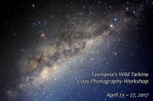 Night sky photography workshop - Tarkine, Tasmania