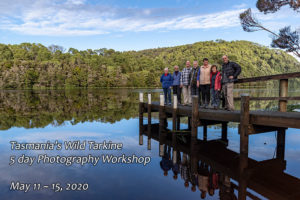 Tarkine Photogrpahy Workshop Autumn 2020