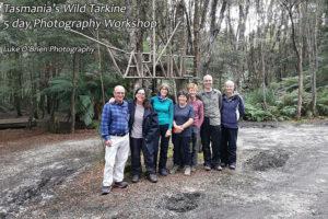 Tasmania's Wild Tarkine - photography workshop