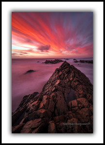 L233: Tarkine Sunset, Edge of the World