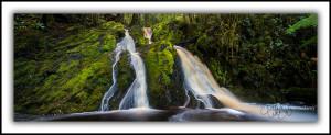 Tarkine Waterfall Panorama