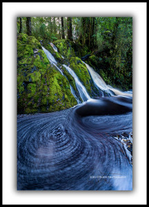 Tarkine Waterfall Fine Art Prints Tasmania