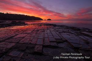 Tasman Peninsula 3 day photography workshop