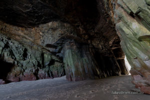 Remarkable Cave Tasman Peninsula