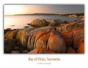 Postcards - Bay of Fires