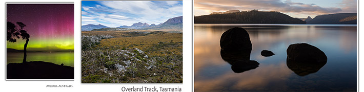 Tasmanian Postcards and Greeting Cards