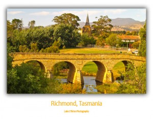 Tasmanian Postcards - Richmond