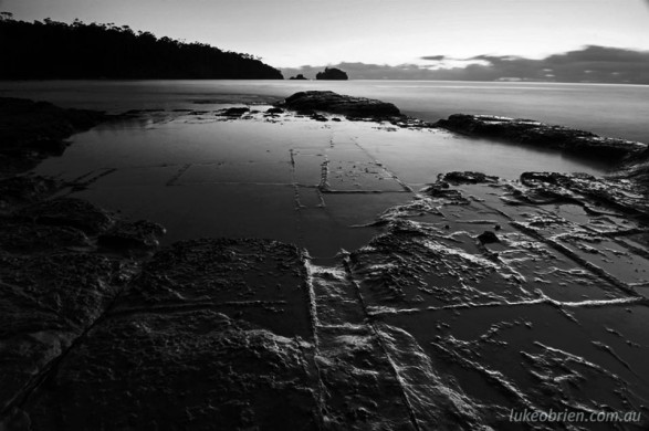 Tessellated Pavement, Eaglehawk Neck Tasmania