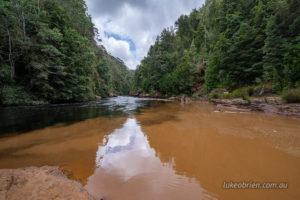 The confluence queenstown tasmania