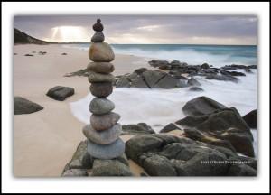 Tyrone Jaspers Tasmanian Sculpture King Island I