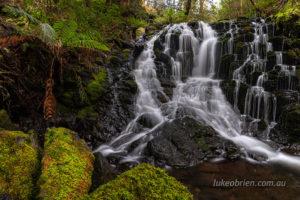 Upper Quaile Falls, Tasmania