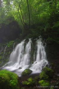Waterfalls in Japan - Motodaki