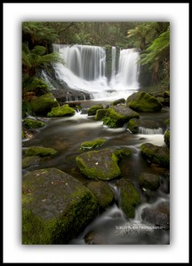 Tasmanian photography prints: Horseshoe Falls