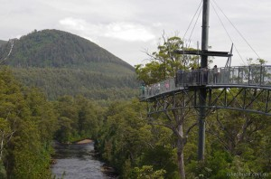 Tahune Airwalk, near Geeveston