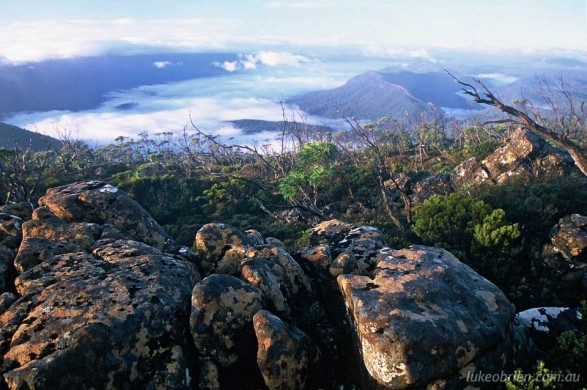 Wylds Craig, Tasmania