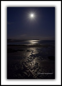 Wynyard Somerset Beach Moon