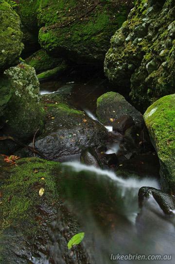 Yuusenkyo River Gorge, Yamagata